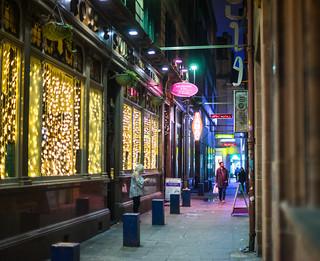 Mitchell Lane, Glasgow | by rsthomas9