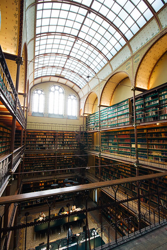 Rijksmuseum Library | by THEMACGIRL*