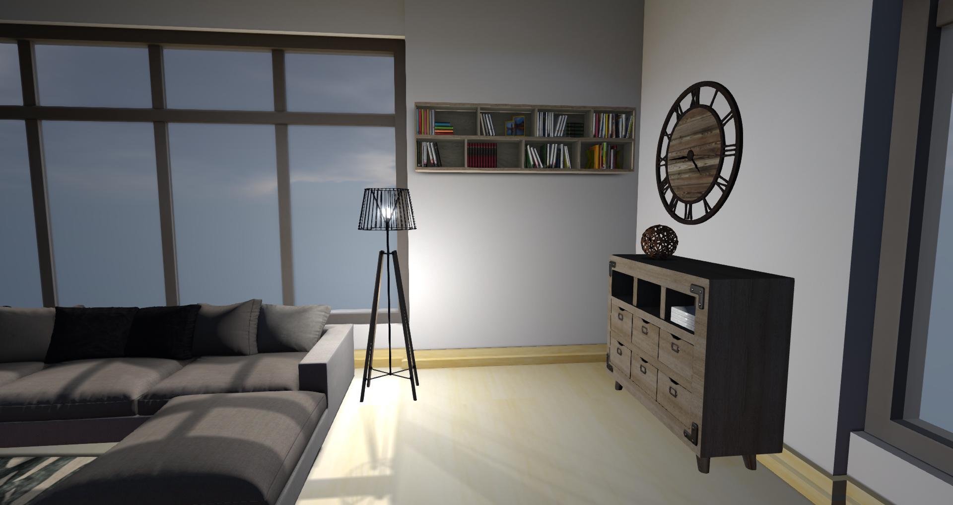 New York Living Room 3