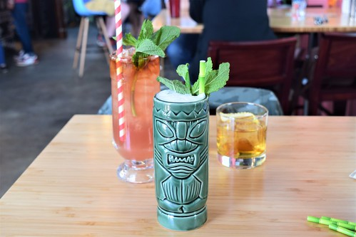 Tiki TNT Brunch