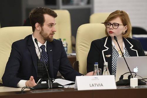 Neformālā ES enerģētikas ministru padomes sanāksme. Bukareste, Rumānija