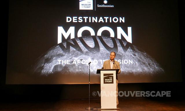 Destination Moon at Museum of Flight