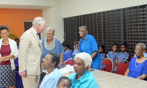 The Prince of Wales visits Soroptimist Village (3) | by barbadosgovernmentinformationservice