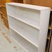 White shelving unit E50