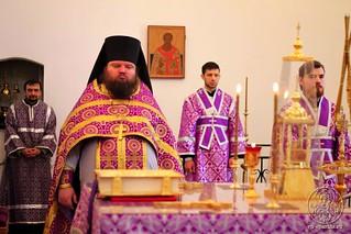 24.03.2019 | Божественная литургия в Юрьевом монастыре