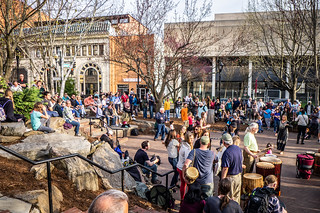 Asheville Drum Circle-29 | by RandomConnections
