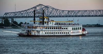 Steamboat Creole Queen