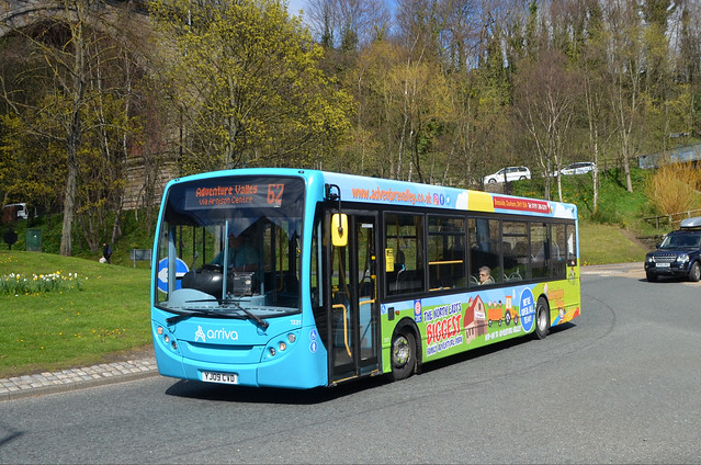 Arriva North East: 1331 / YJ09CVD