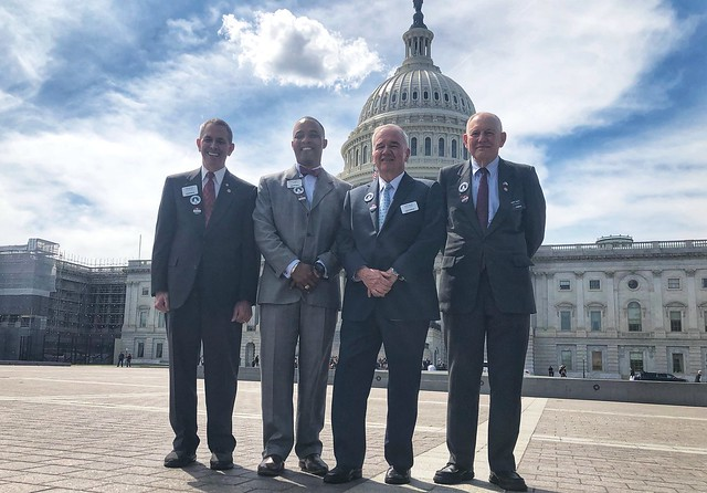 Storming the Hill 2019 -- #MOAAStorms