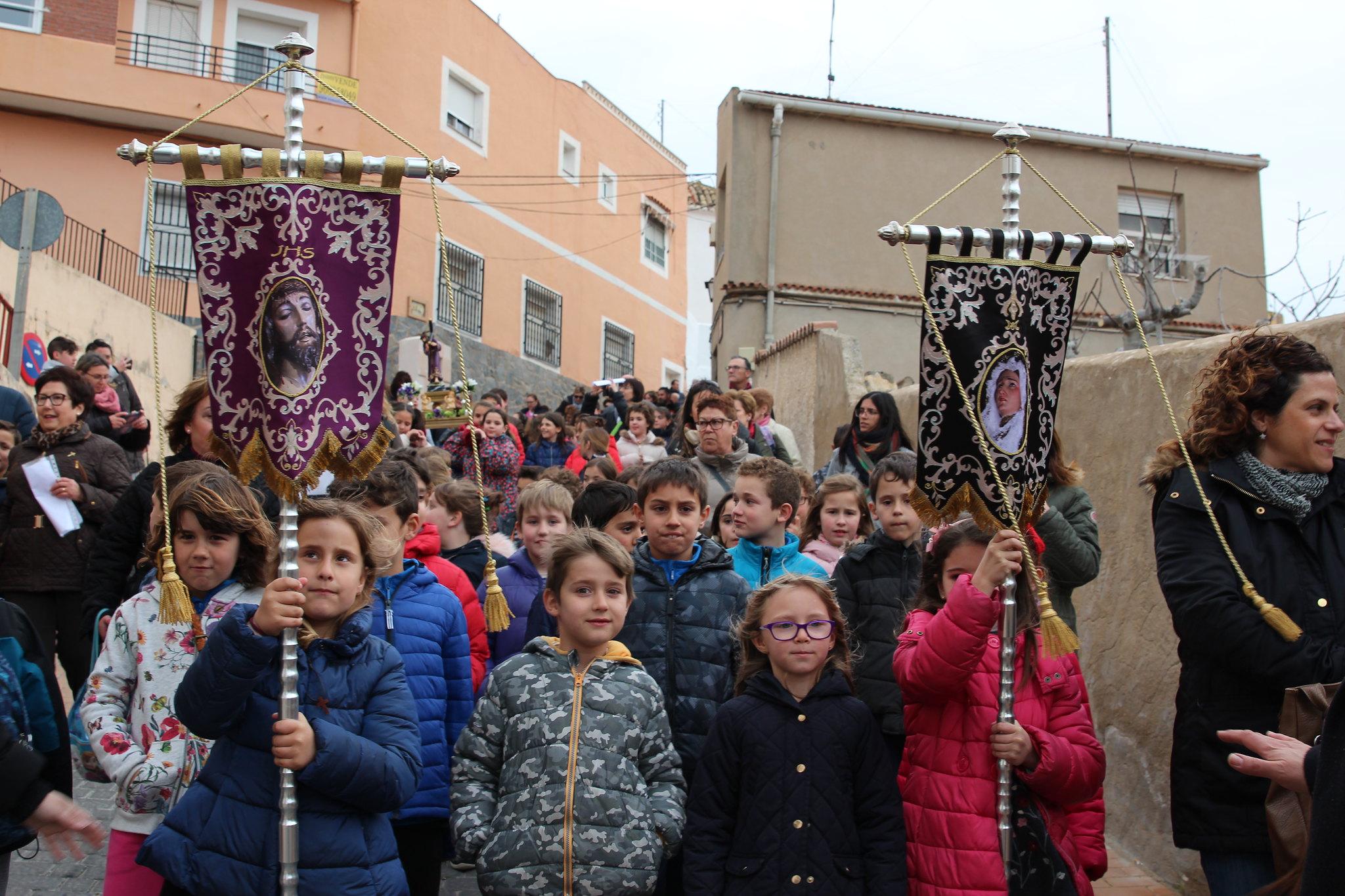 (2018-03-23) II Vía Crucis Infantil (Antonio José Verdú Navarro) (16)