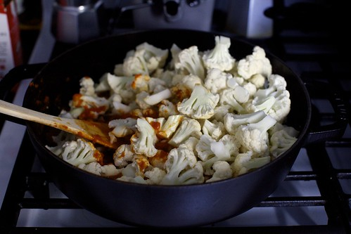 add the cauliflower | by smitten kitchen