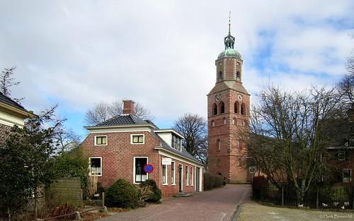Groningen: Eenrum church