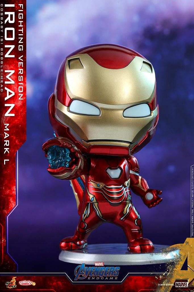 力挽狂瀾的復仇者們,集結!! Hot Toys - COSB548-COSB591《復仇者聯盟:終局之戰》Avengers: Endgame Cosbaby Bobble-Head Series