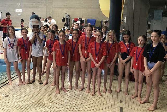 Nuoto: Kids Cup 3 Trevano 6.4.19