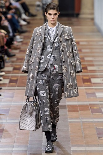 Thom Browne Womenswear Fall/Winter 2019/2020 48