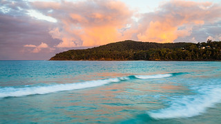 Noosa headland on fire | by Martin Canning