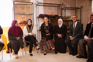 Visit to Jerash | by queenrania