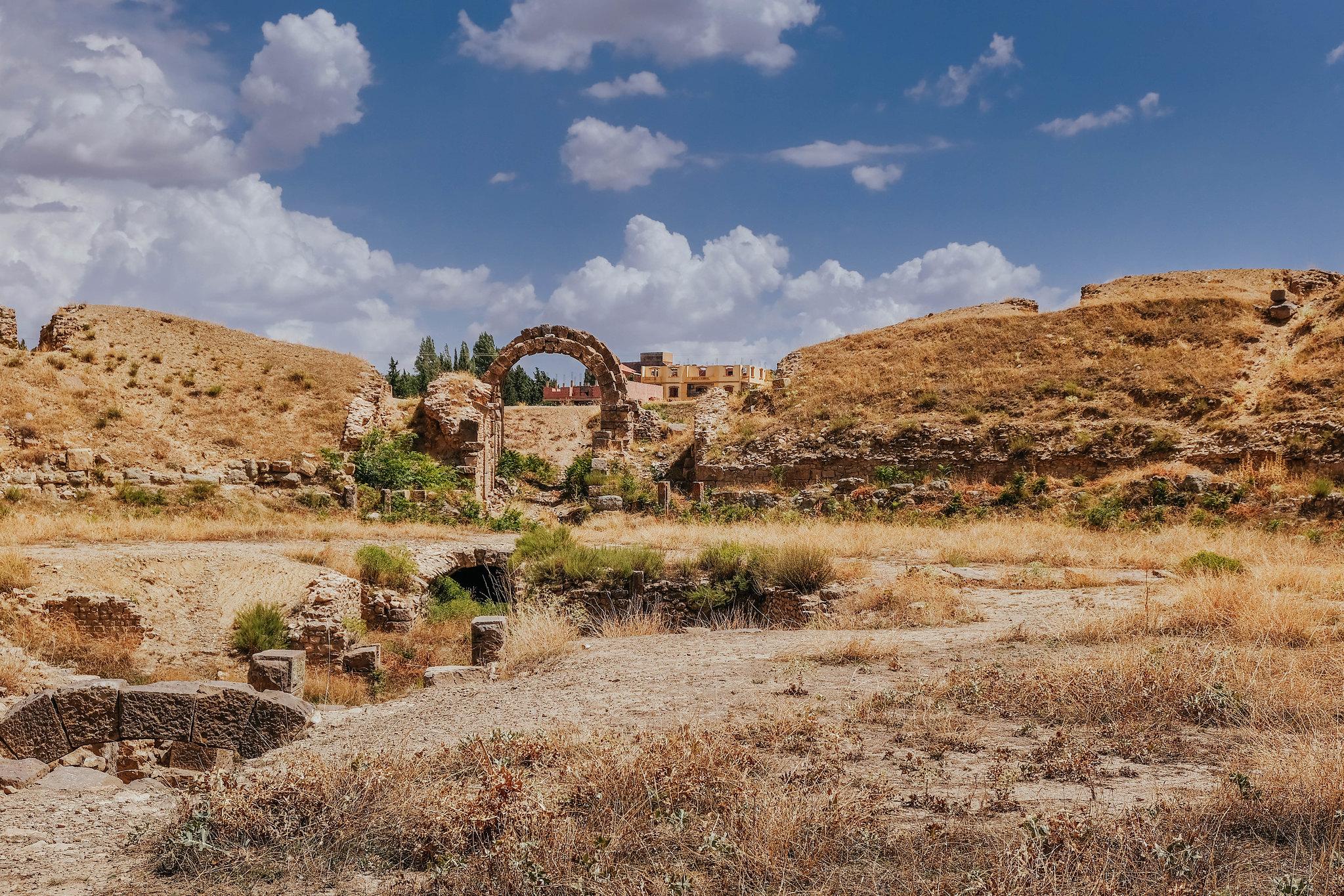 Lambaesis theatre