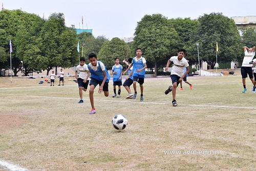 Inter House Football Competition 2018-19 2 (28) | by Atmiya Vidya Mandir