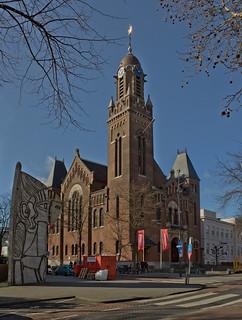 Rotterdam - Arminiuskerk