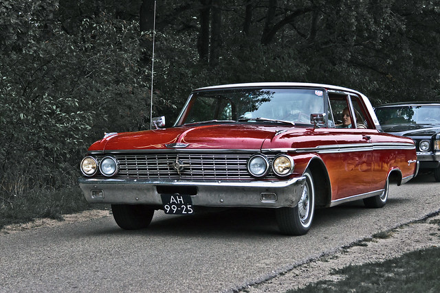 Ford Galaxie 500 Club Victoria 1962 (4299)