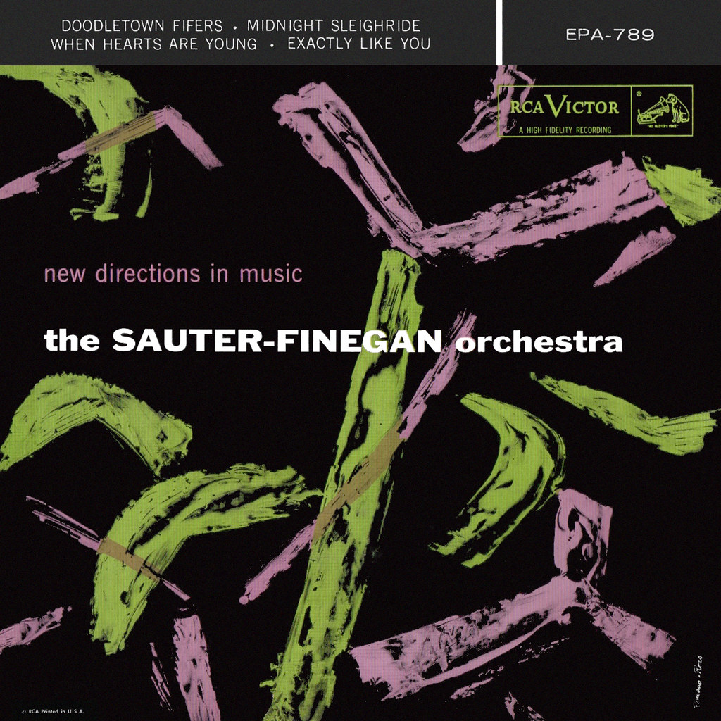 Sauter-Finegan - New Directions in Music