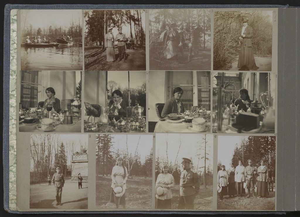 Альбом Анастасии Николаевны, 1916-1917 гг.