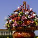 Large Flower Basket Commemorating National Day Tiananmen Square Beijing China