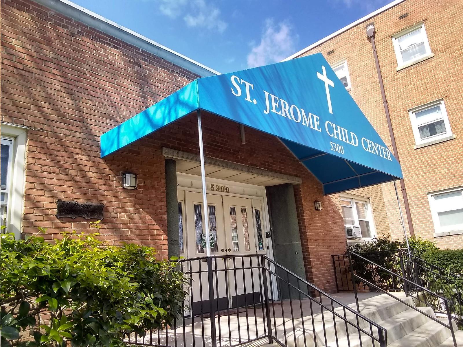 Church Entrance Awning