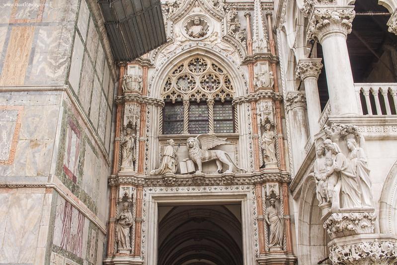 Ingresso di Palazzo Ducale