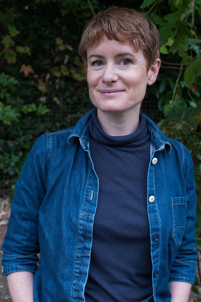 Alys Fowler portrait
