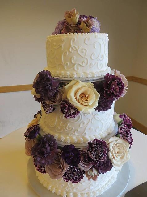 Cake by Sweet Street Bakery