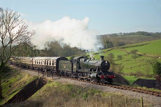 GWR Collett Mogul 7325
