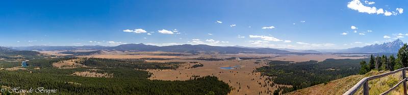 View from Signal Mountain, Grand Teton NP