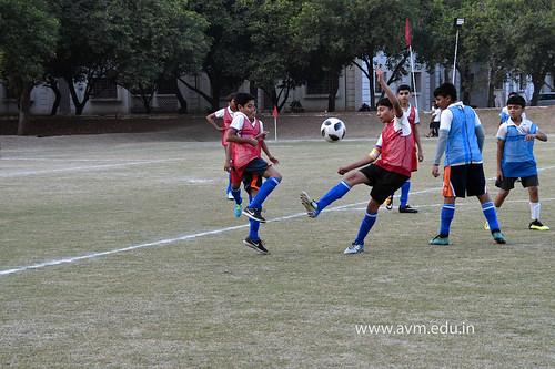 Inter House Football Competition 2018-19 11 (18) | by Atmiya Vidya Mandir