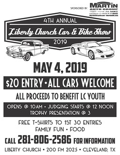 May 4 Liberty Church Car Show Cleveland | by teejaze