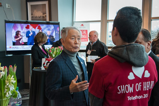 George Takei - Show of Hearts Telethon 2019 | by miss604