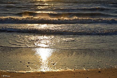sunset naplespier florida d5500 beach