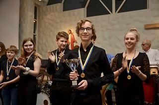 Hugo Eriksson- vinnare av grupp 2