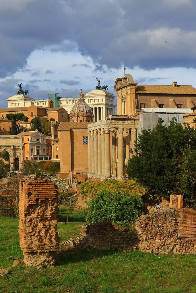 IMG_5918_1 - Roma. The Roman Forum /2