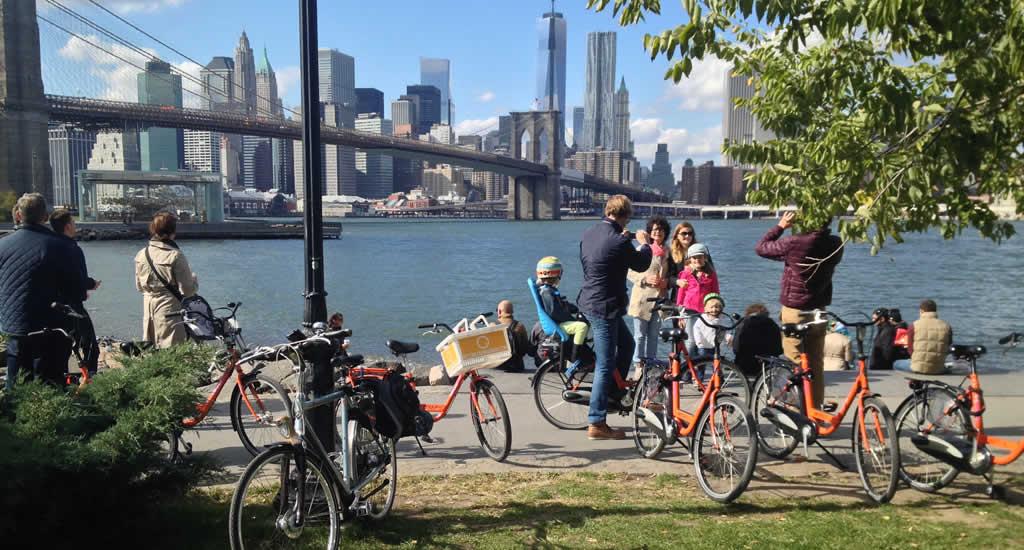 Fietsen in Brooklyn, bekijk de tips | Mooistestedentrips.nl