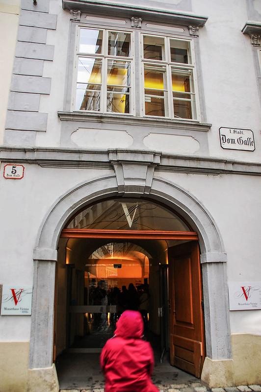 莫札特維也納故居 (Mozarthaus vienna) 1