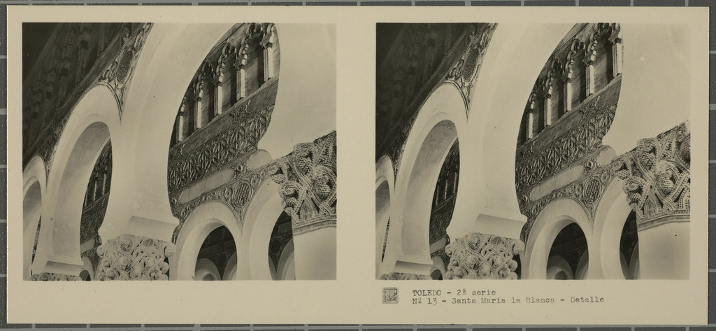 Colección de fotografía estereoscópica Rellev © Ajuntament de Girona / Col·lecció Museu del Cinema - Tomàs Mallol
