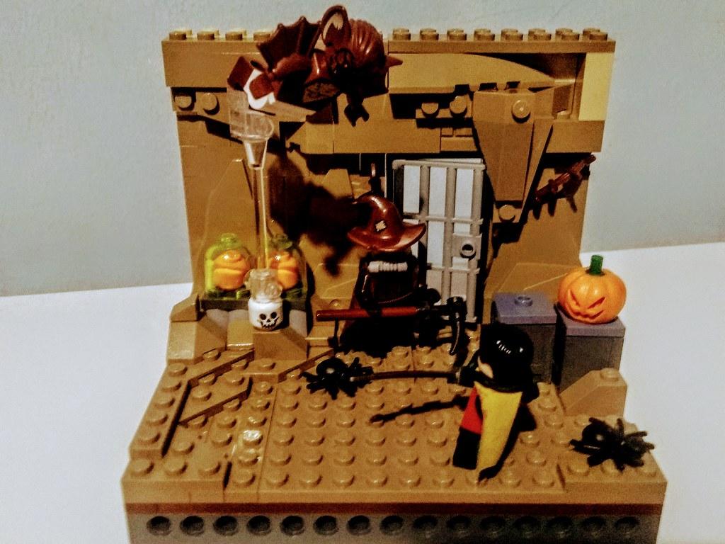 Chiroptophobia- Robin vs Man-Bat and Scarecrow