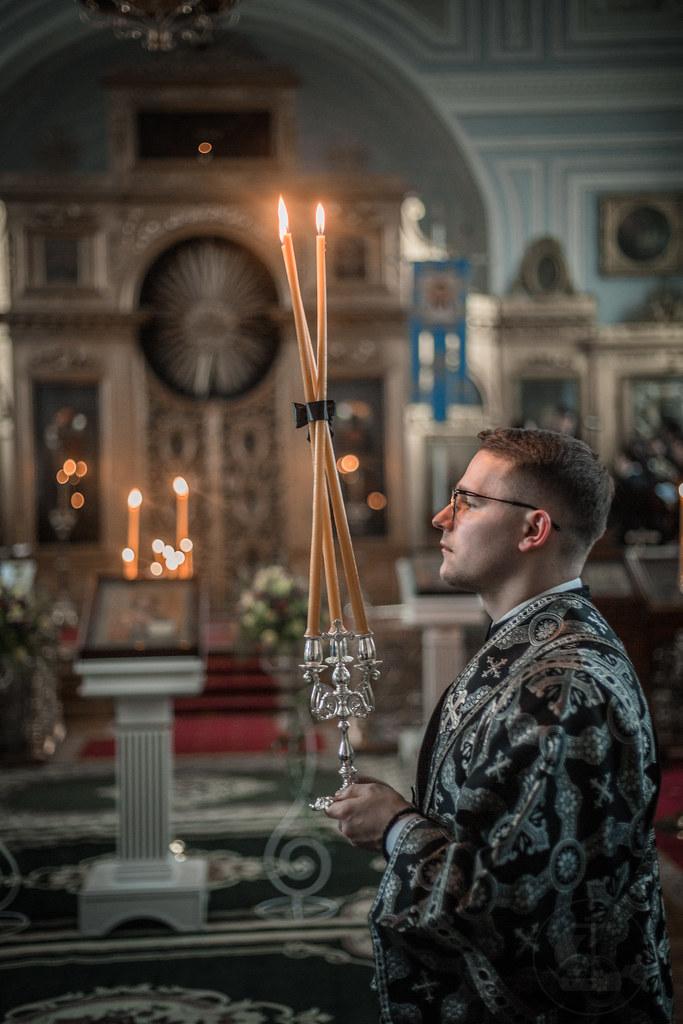 11 марта 2019, Понедельник Первой седмицы Великого поста / 11 March 2019, Monday of the 1st Week of Great Lent