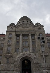 Gellért baths, Budapest