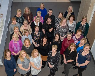"""RENFREWSHIRE CLASSROOM ASSISTANTS HONE THEIR SKILLS It's been described as """"the best job in the world"""" and is benefiting school pupils right across Renfrewshire. And thanks to a partnership with experts at the University of Strathclyde, classroom assistan 