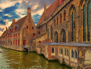 "3 nights in Brugge #38 - New series | by ""Alive and Clicking!""- 2 Mill. Thanks"