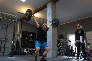 CrossFit Open 19.4 | by cringe