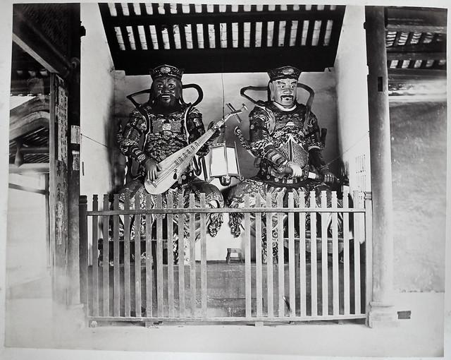 Hotz collection: Guangzhou Temple Guardians